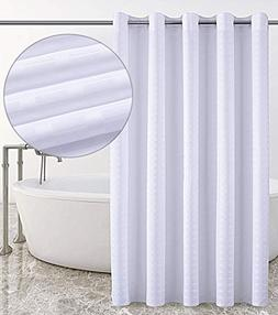 Conbo Mio Hookless Shower Curtain for Bathroom Waterproof An