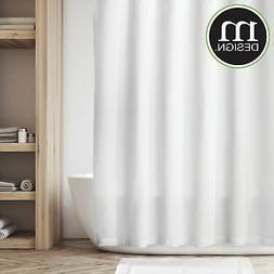 mDesign Hotel Quality Premium Waffle Weave Cotton Fabric Sho