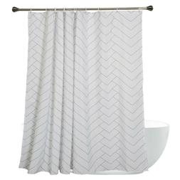 Hotel Quality Waterproof Bathroom Shower Curtain Washable Cl