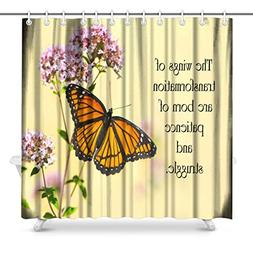 InterestPrint Inspirational Quote on Life with Beautiful Mon
