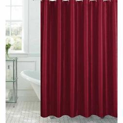 Creative Home Ideas Jane Faux Silk Shower Curtain