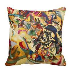 Shower Curtain Kandinsky Composition VII Pillow Case