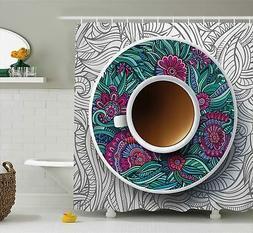 East Urban Home Kitchen Decor Shower Curtain
