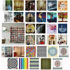 32 Various Pattern Shower Curtain Waterproof Bathroom Drapes