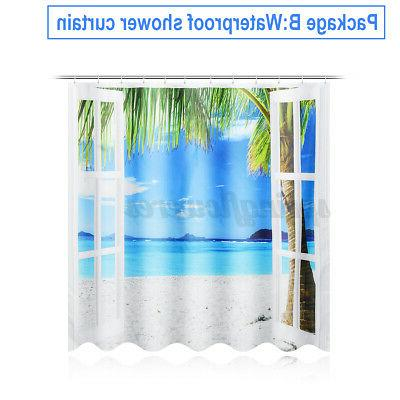 4Pcs/Set Curtain Cover
