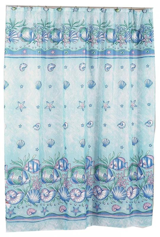 70 inch by 72 inch fabric shower