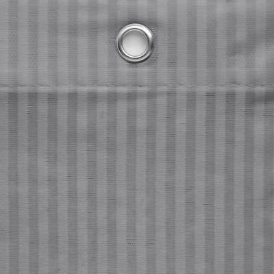 70 Ultimate Shower Liner Grey