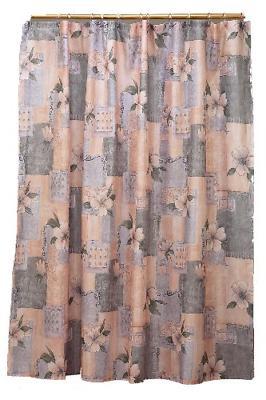 70 x 72 fabric shower curtain magnolia