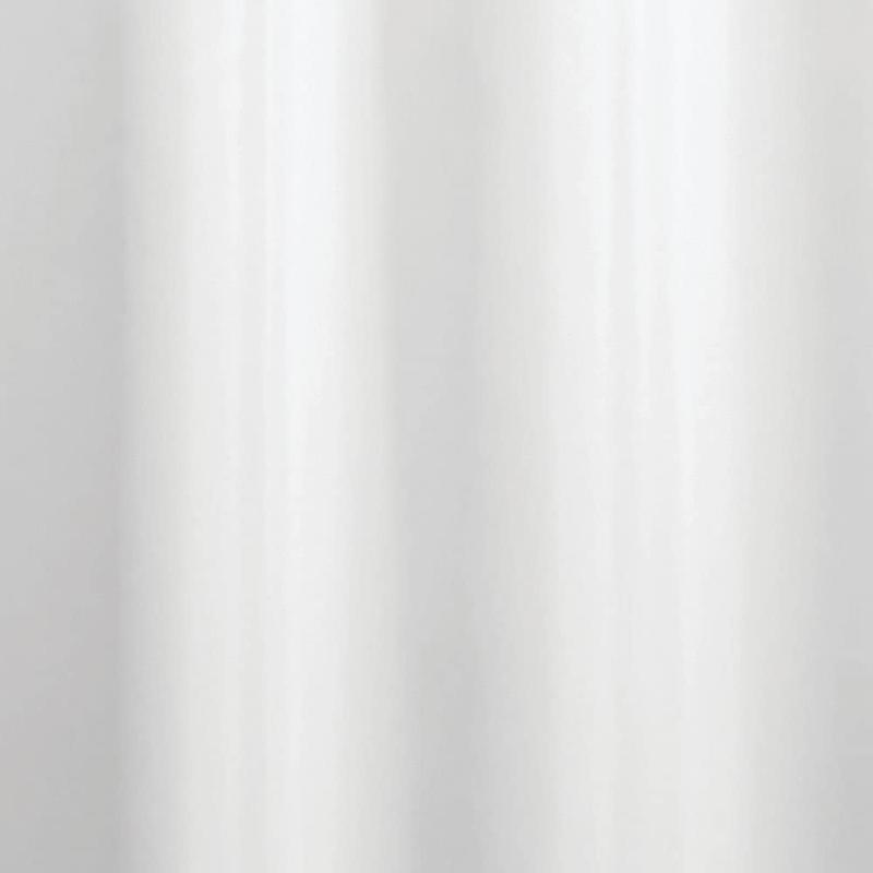 96-Inch Fabric Long White New