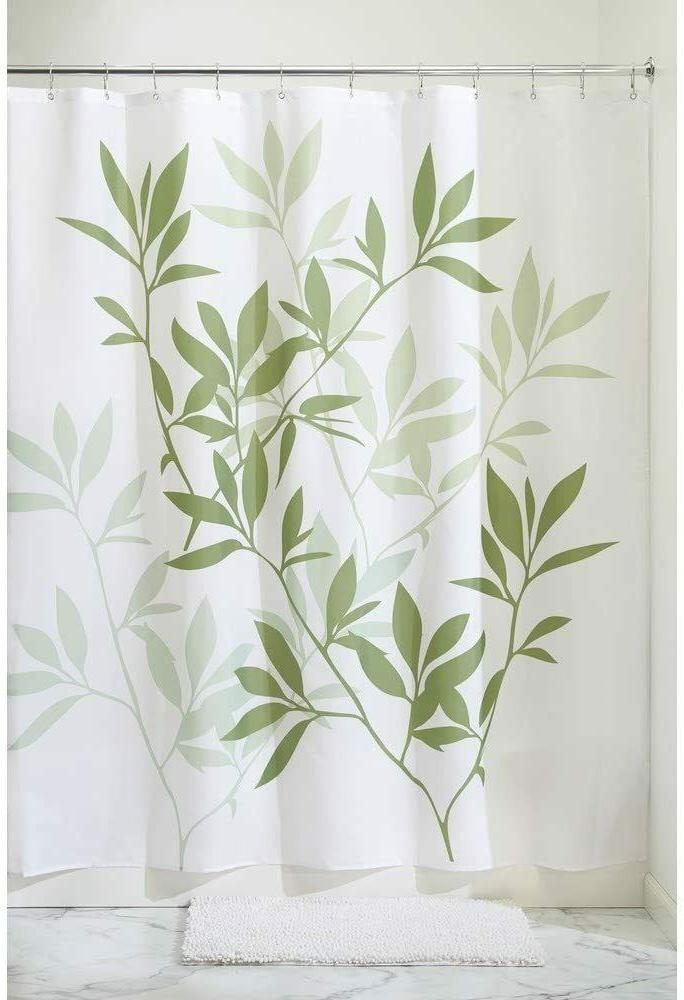 96 inch fabric waterproof extra long shower