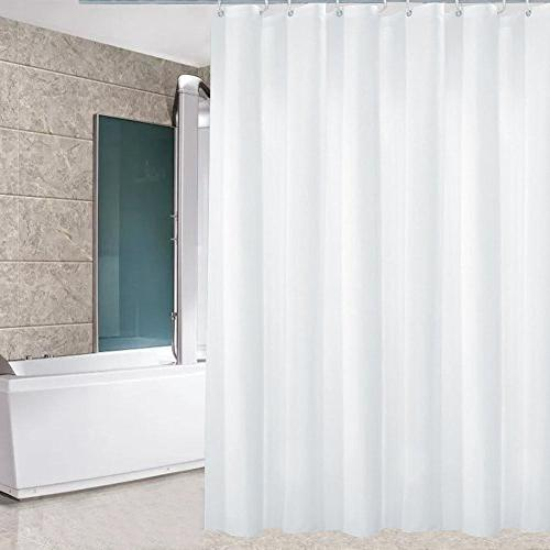 Eforcurtain 72x Fabric Curtain and Mildew Free Curtains