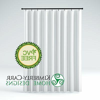 Kimberly Carr Home Designs The Shower Curtain Liner Pvc Free