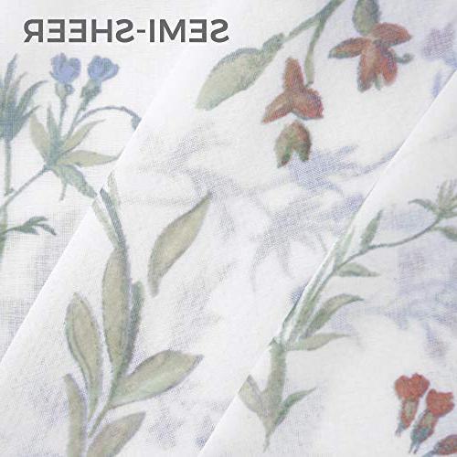 MAYTEX Dragonfly Garden Sheer