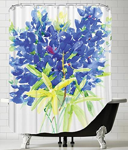 american flat shower curtain nersisyan