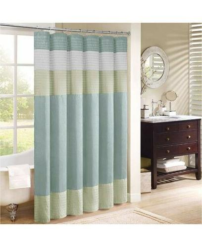 amherst 72 x 72 colorblocked faux silk