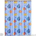 Saturday Knight Ltd Bath in Style Fish Playground Fabric Sho