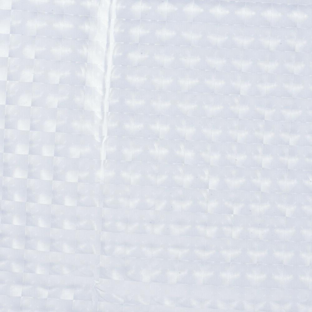 Bathroom 3D Translucent Thick Waterproof Mildew