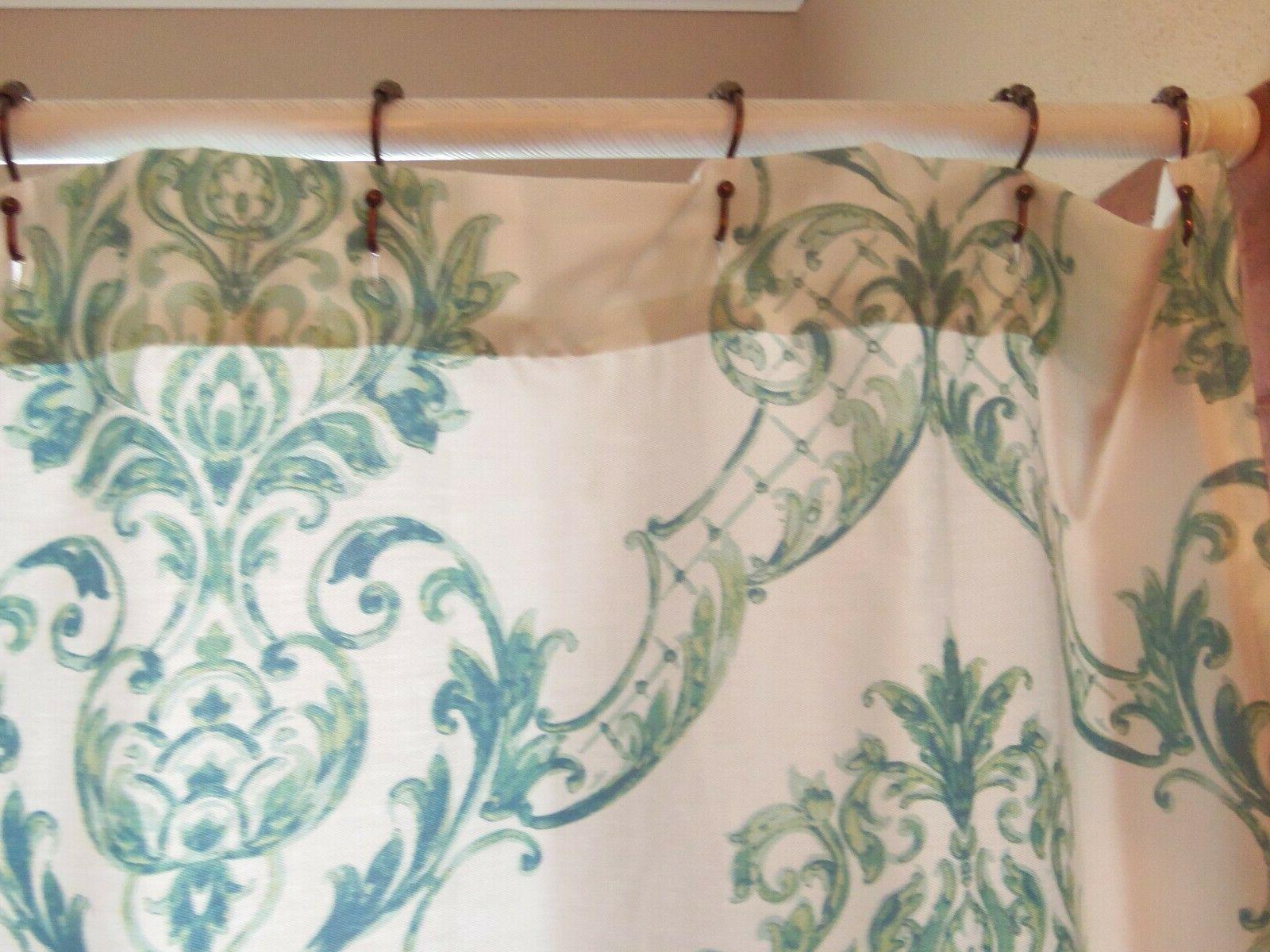 Beautiful Shower Curtain by Tahari Home FREE