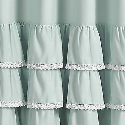 "Lush Lace Curtain, 72"""
