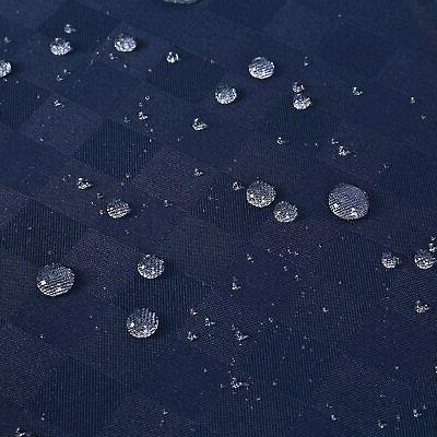 CAROMIO Shower Curtain 96 Inches Hotel Luxury 190GSM We