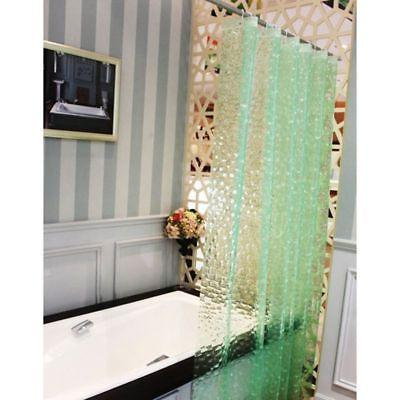 Clear Thickened Curtain Panel