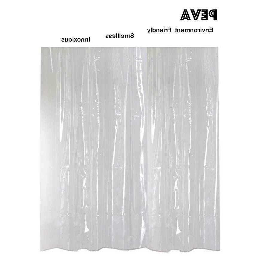 Clear Curtain Anti-Bacterial Hooks
