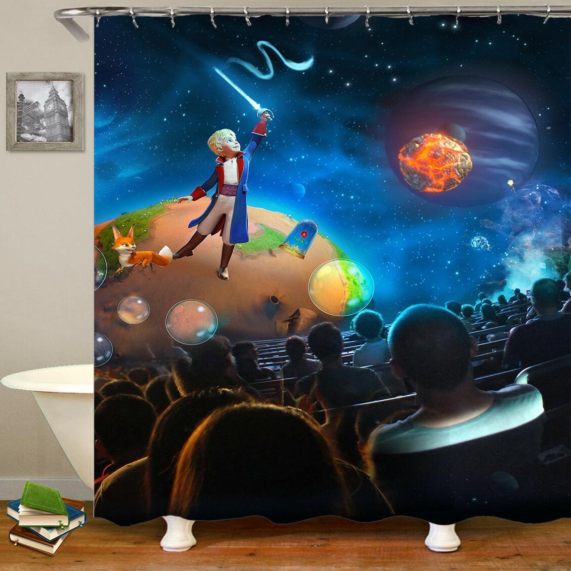 Disney Fabric Curtain With