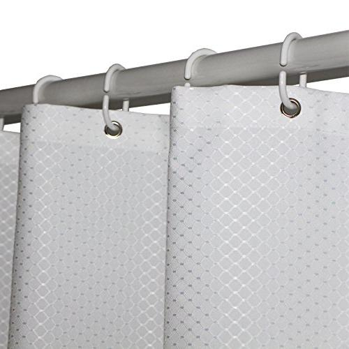 easy care polyester shower curtain