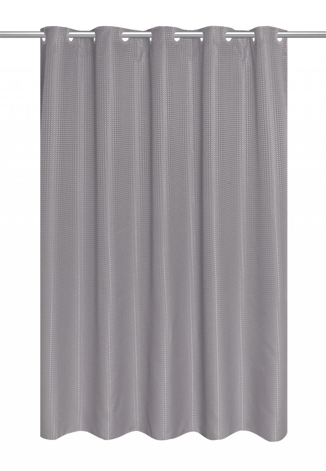 EZ-ON Hookless Heavy Fabric Shower