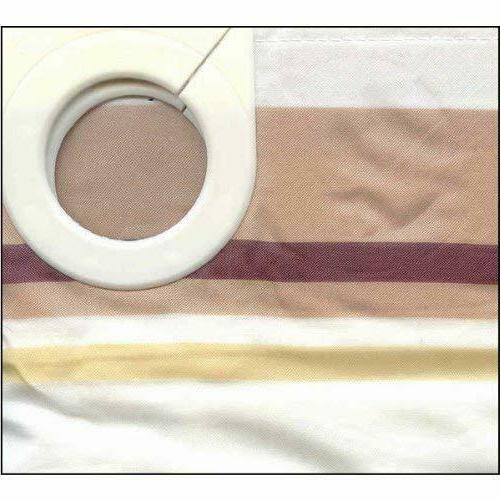 EZ Stripes Polyester Brown