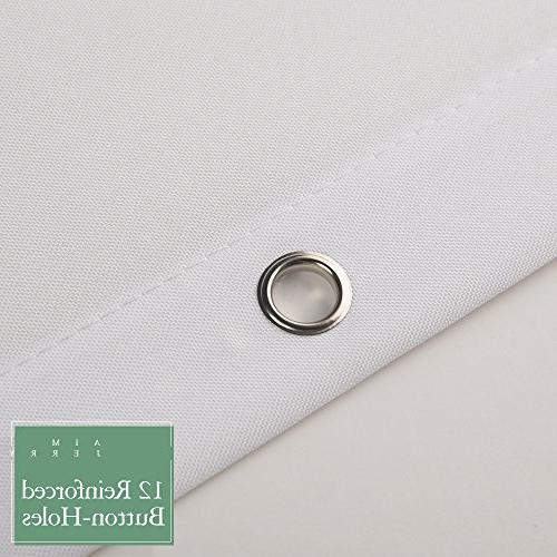 Aimjerry Fabric Mold Resistant Quality Polyester Curtain