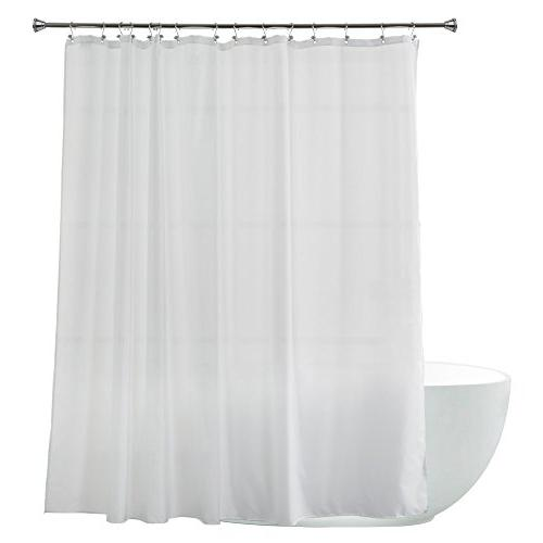Aimjerry Mold Resistant 72 by 72 Quality Waterproof Polyester Curtain