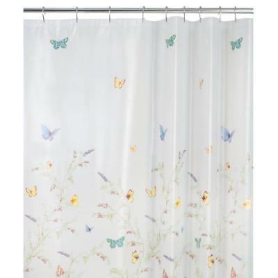MAYTEX Garden Flight PEVA Shower Curtain, Multi