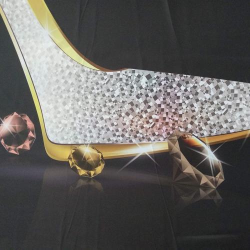 KOTOM Decor Curtain, Heel with Set
