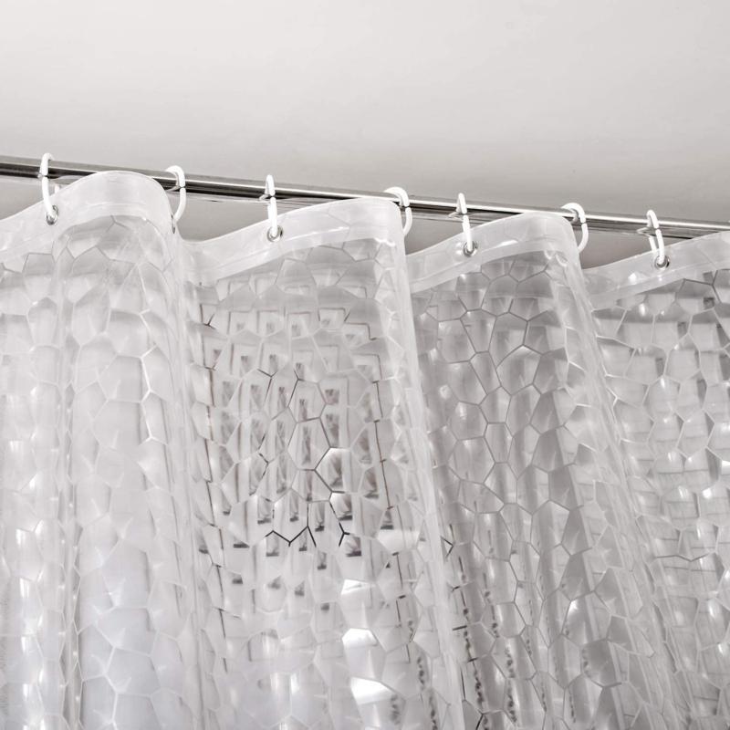 heavy duty eva shower curtain liner