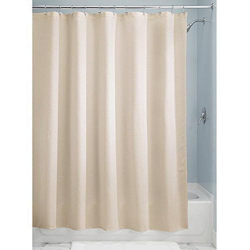 NEW Deluxe Shower Curtain Metal Grommets