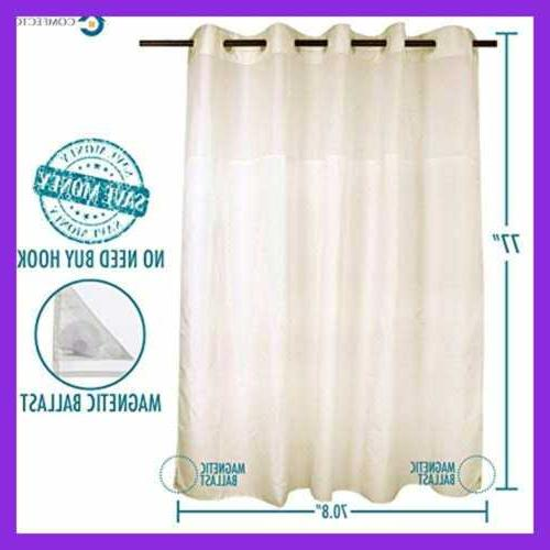 Hookless Curtain NO IN Hotel