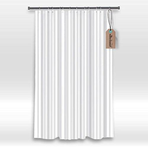 hotel fabric shower curtain liner