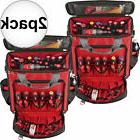 2pk Jobsite Tech Bag Tool Pouch Pocket Strap Storage Milwauk