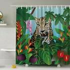 Ambesonne Leopard Uninterrupted Print Shower Curtain