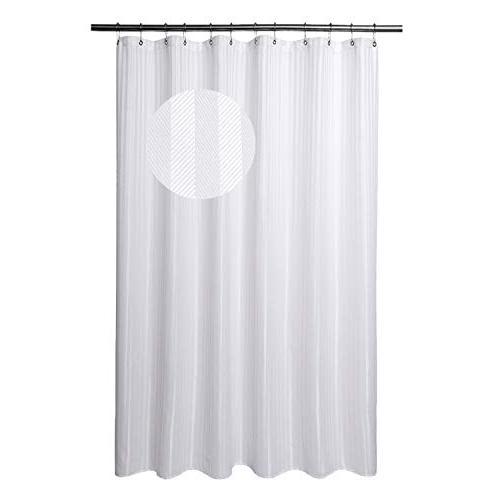 long shower curtain fabric