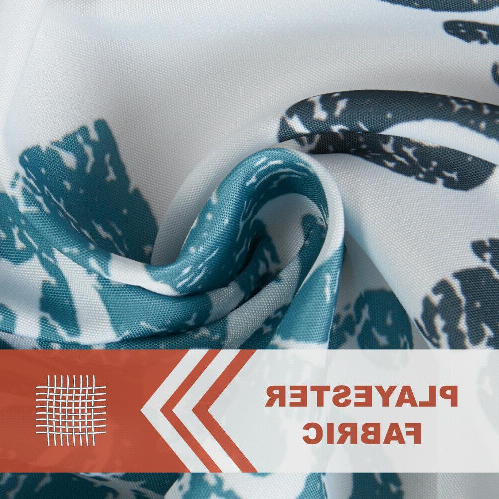 """Luxury Blue / 72""""x78"""""""