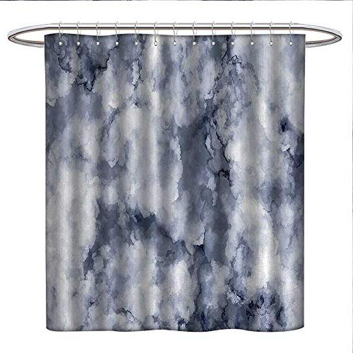 marble shower curtains mildew resistant
