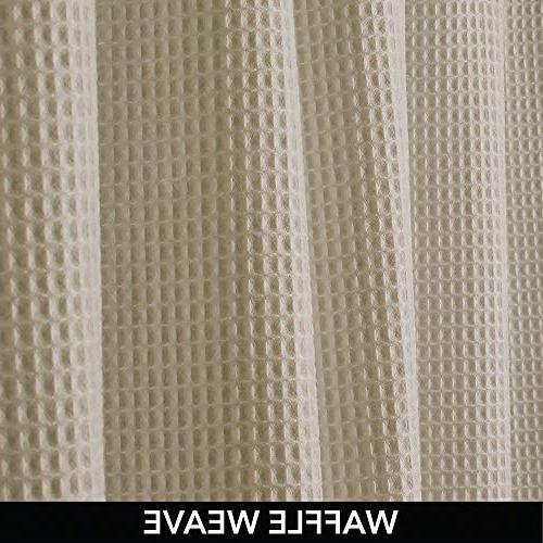 mDesign Shower Weave and Bathtubs - x Khaki