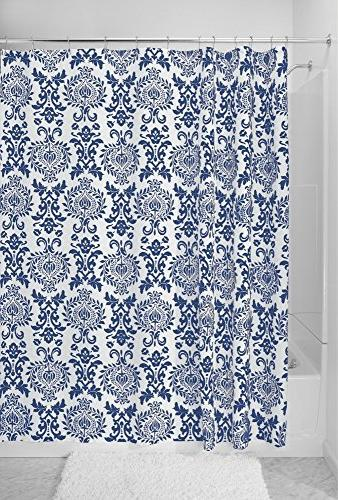 """mDesign Toile Shower Curtain x 78"""","""