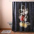 Disney Mickey Mouse Shower Curtain. New