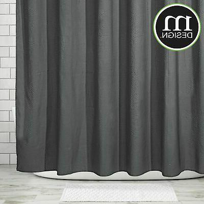 mDesign LONG Fabric x Charcoal