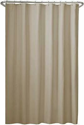 microfiber fabric shower curtain liner