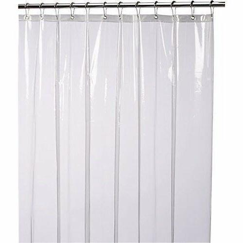 mildew resistant anti bacterial peva 8g shower