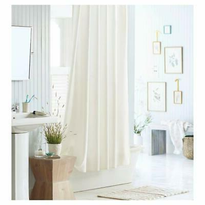 Shower Curtain Liner LiBa Mildew Resistant Anti-Microbial Ba